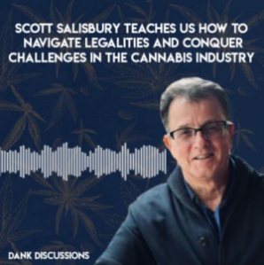 Cannabis, THC, CBD: Sorting Through the History and Meaning of Terms with Scott Salisbury | DANK Discussions hosted by Maynard Breslow | Presented by Calacann Media