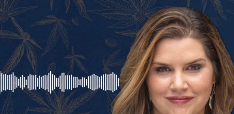 CBD & Skin Care: Blending Cannabis and Esthetics with Integrity with Ella Cressman | DANK Discussions Podcast hosted by Maynard Breslow | Presented by Calacann Media